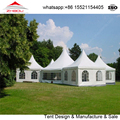 zhaoli tent factory price 5x5m aluminum frame white party tent for sale