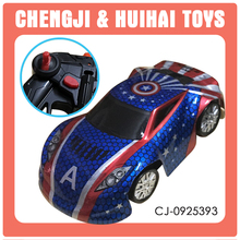 Multifunctional super racing vehical rc mini wall climbing cars