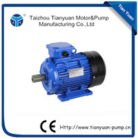 Y3 Series Three phase asynchronous Electric motor for small machine