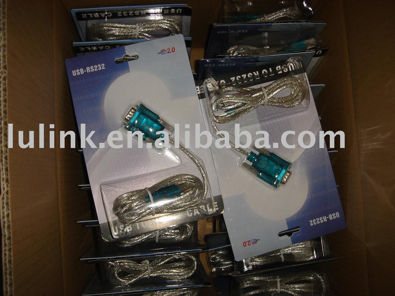 USB to RS232 cable(low price)