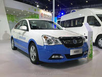 Dongfeng A60 EV smart electric car electric vehicle