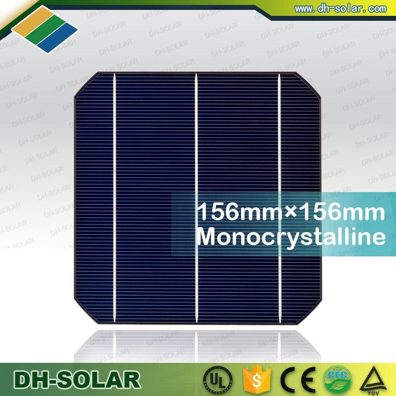 2016 hot sale Mono solar cell sheet Low Price