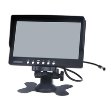 Frameless 7 inch TFT Wifi LCD Monitor For Van