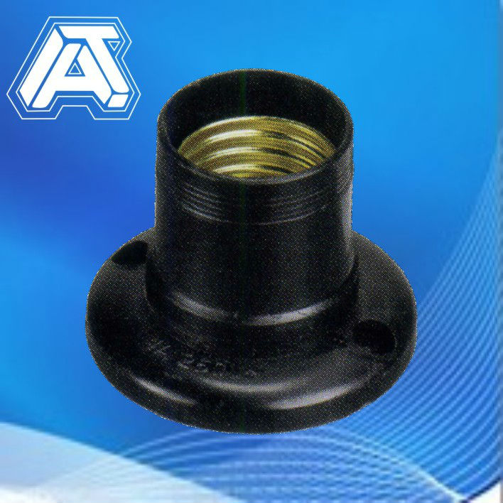 Alibaba plastic screw lamp stand base