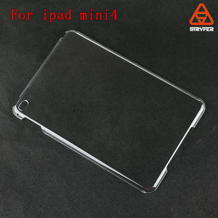 ebay europe all product Plastic clear hard flip leather cover tablets cases for Apple ipad Mini 4 cases and covers