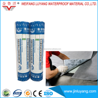 self adhesive roofing underlayment for asphalt shingle