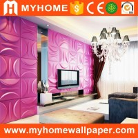 High quality 3d ceiling murals wallpapers 3d home decoration