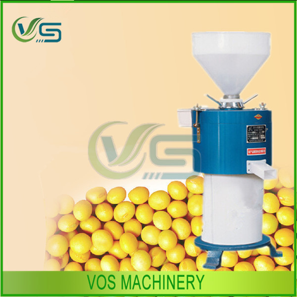 hot sale soybean milk maker/soaked soy grinding machine for family to use