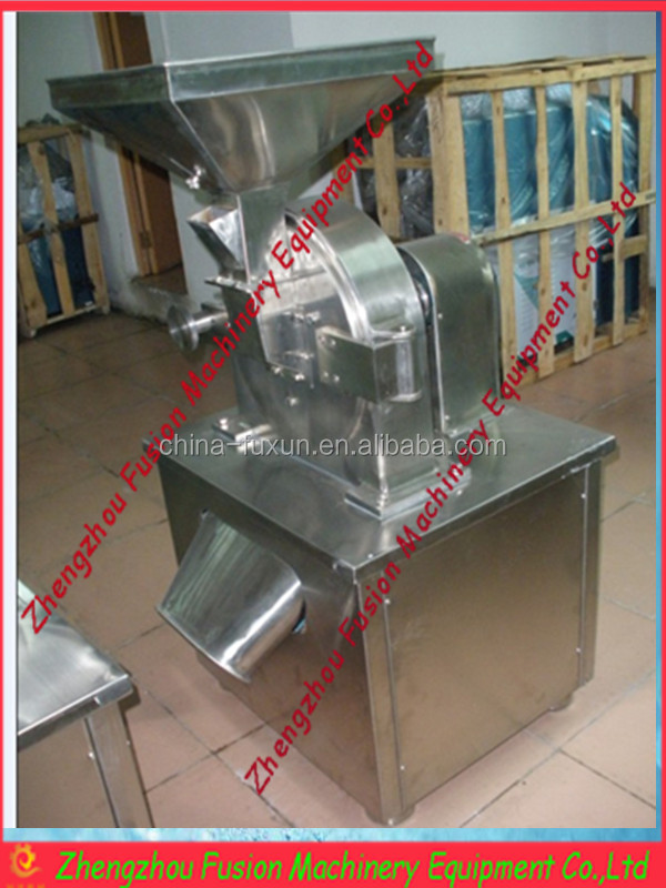 Stainless steel rice husk grinding machine