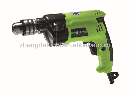 710W 13mm PIGEON Professional Electric Drill Manual