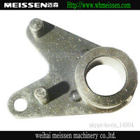 casting process metal parts fabrication