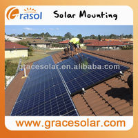 25kw Solar System; Solar Mounting System; Complete Solar System for Home
