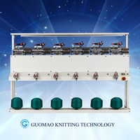 thread winding machine, yarn ball winder, changshu textile machinery manufacturer