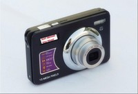 "Stock Cheap Optical Zoom Home Usage Digital Camera 2.7"" Color Screen"