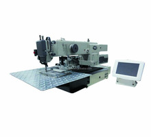 Logo Attaching Sewing Machine (Pattern-Programmable)