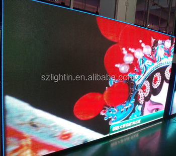 Shenzhen Manufacture P10 indoor SMD LED Billboard
