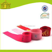 Factory High Quality Wholesale hot pink color polyester grosgrain ribbon