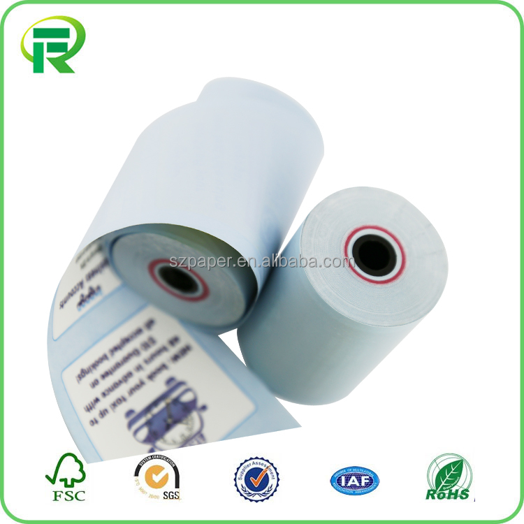 New product 2017 coreless thermal paper rolls factory