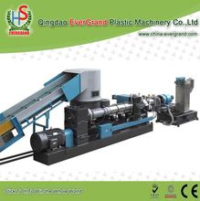 Pvc Hot Cutting Pelletizing Production Line Pe Pellet Processing Line