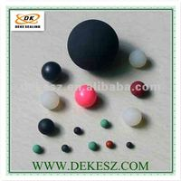 Small rubber ball industrial ISO9001-2008 TS16949
