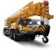 China Top Quality QY75K 75HP 75Tons Lifting Mobile Truck Crane