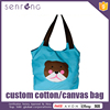 100% Cotton Canvas Tote Bags High Quality Canvas Bag