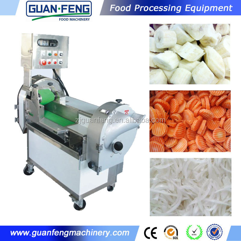 Food Processing Machinery Fruit Cutters