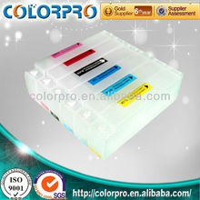 New arrival for hp empty refillable Cartridge Bulk Ink System for HP Z6100 Z6200