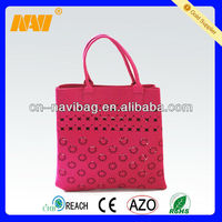 100% manufacturer felt carry bag(NV-FT002)