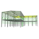 Industrial Steel Structure Building Light Steel Frame Construction