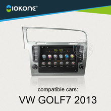 China supplier offer OEM Android DVD Player automotivo For VW Golf 7 2013 for wholesaler