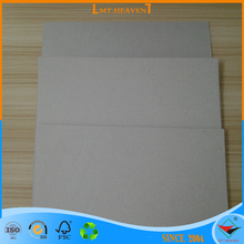 High quality grey chipboard for albums and book cover