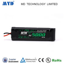 nimh aa 5000mah8.4v battery pack from Alibaba China