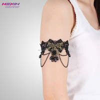 Party Accesories Lace Lolita Upper Arm Armlet Tassel Chain Cheap Cuff Bracelets