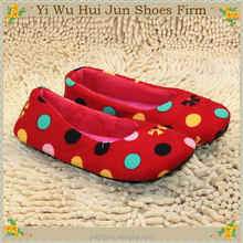 Rubber Recycling Slipper Cotton Fabric Strap Womans Slippers