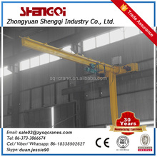 Good performance hoist 5t jib crane electric control at factory price