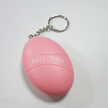 Cheapest Egg Shape Security Personal Alarm With Belt