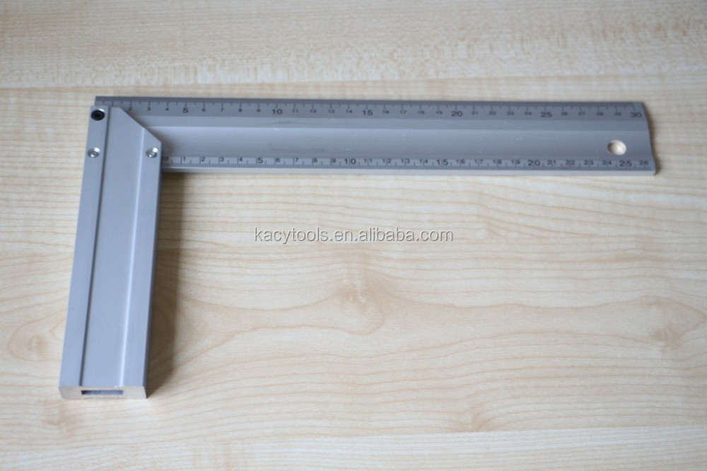 aluminium L Shape try Square Ruler