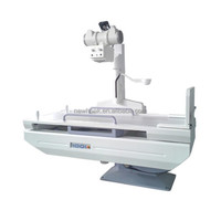 Newheek NKX-500 Medical Diagnostic X-ray Machine used for barium meal examination and other fluoroscopy examination