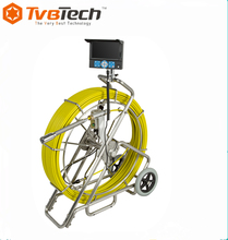 Used 300mm Diameter Plumbing Pipe Clean Equipment with 100m Cable CCTV Survey Sewer Inspection Camera