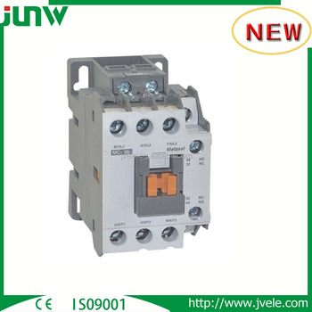 good price and free sample to supply 3 phase 110V/220V/380V GMC new type electric magnetic MC contactor