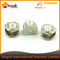 Zinc alloy glass clamp for 8mm thickness glass