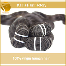 2014 top grade new virgin hair remy 5a human virgin peruvian hair weaving