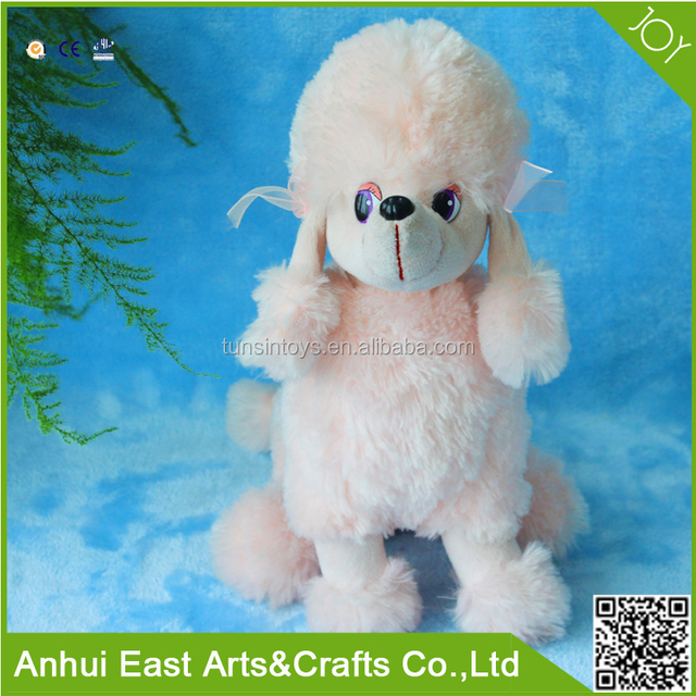BEAUTIFU AND VERY SOFT PLUSH STUFFED RICHES AND HONOURS DOG FOR BEST GIFT
