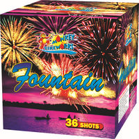 "M616-36A , 1.2"", 36 shots cakes, suppliers fireworks, hunan fireworks, commercial fireworks fountain"