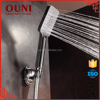 On-03 High quality factory european style best water saving stainless steel shower head waterfall