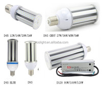 30w 45w e27 led corn light,led retrofit bulbs for high/low bay