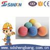 High quality Concrete Pump Sponge Cleaning Ball For Concrete Pump Truck