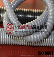 no smell spiral reinforced super Flexible Pvc air duct hose pipe
