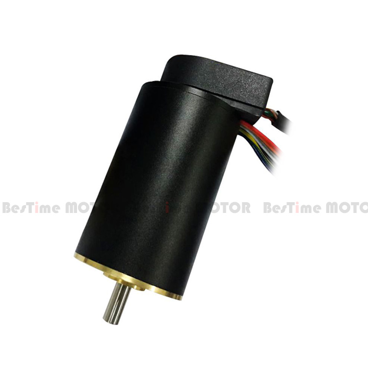 18000 rpm coreless dc high efficiency brushless motor